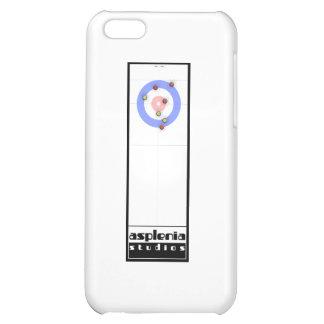 Asplenia Studios - Curling iPhone 5C Cases