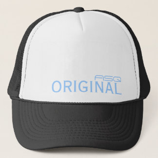 ASQ ORIGINAL TRUCKER HAT
