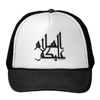 Assalam Alaikum Cap