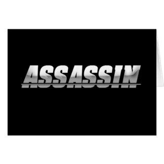Assassin Card