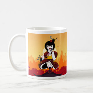 Assassin Geisha Mug