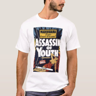 """Assassin of Youth"" Tee Shirt"