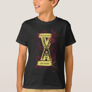assassin our blades are sharp T-Shirt