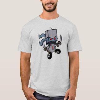 Assassin Robots Big Logo Men's Tee