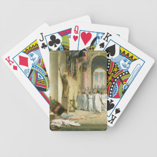 Assassination of Julius Caesar Bicycle Playing Cards