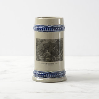 Assassination of President Lincoln Coffee Mugs