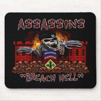 Assassins 4BSTB 4IBCT 4ID Mouse Pads