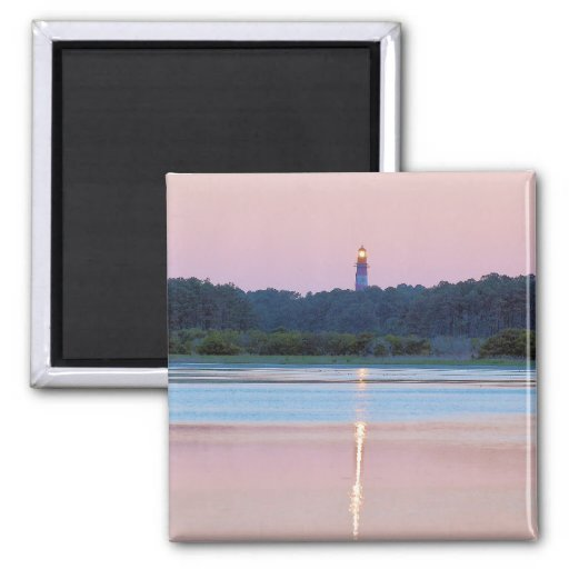 Assateague Lighthouse Fridge Magnets