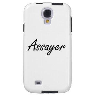 Assayer Artistic Job Design Galaxy S4 Case