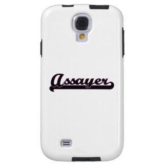 Assayer Classic Job Design Galaxy S4 Case