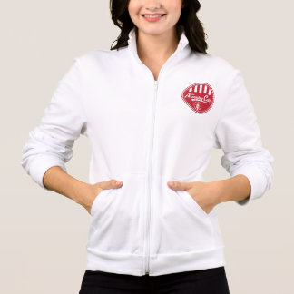Assembly Call Zip-Up Hoodie for Women