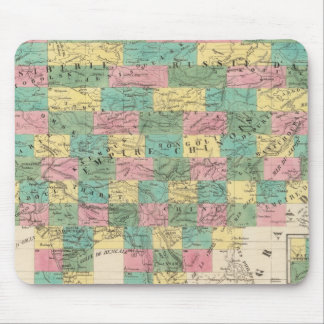 Assembly Map of Asia Mouse Mat