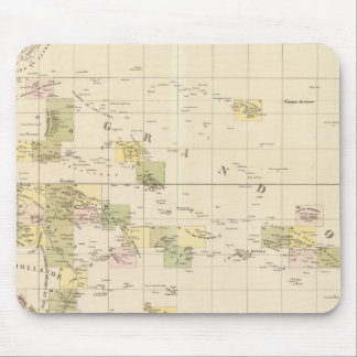 Assembly Map of Oceania Mouse Mat