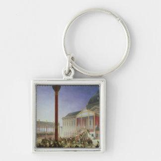 Assembly of the Champ de Mai, 1st June 1815 Key Ring