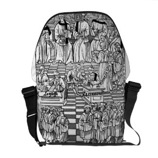 Assembly of the Provostship of the Merchants of Pa Courier Bag