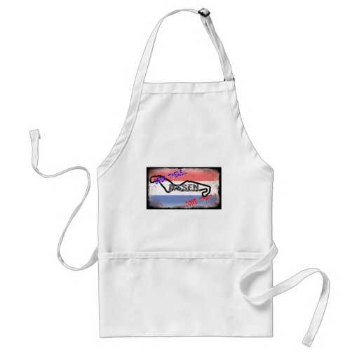 Assen - Been there done that Apron