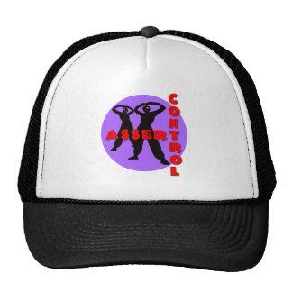 Assert Control Trucker Hat