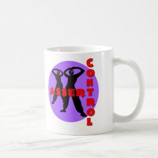 Assert Control Mug
