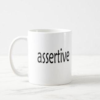 Assertive Mug