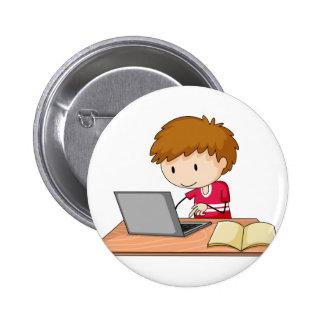 Assignment 6 Cm Round Badge