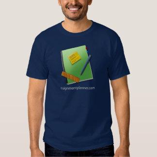 Assignment Planner Tee Shirt