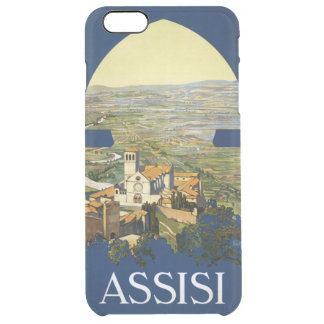Assisi Italy vintage travel cases