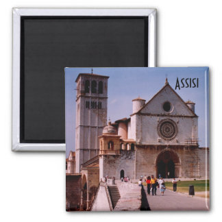 Assisi Magnet