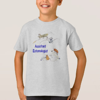 Assistant Entomologist T-Shirt
