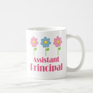 Assistant Principal GIft Coffee Mug