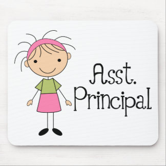Assistant Principal Mouse Pad