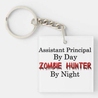 Assistant Principal/Zombie Hunter Acrylic Keychain