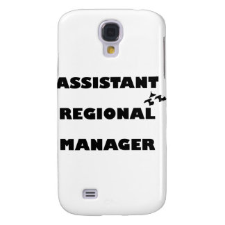Assistant Regional Manager Galaxy S4 Cases