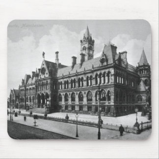 Assize Courts, Manchester, c.1910 Mouse Mat