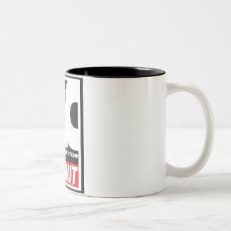 Associated Content 2-Tone Mug