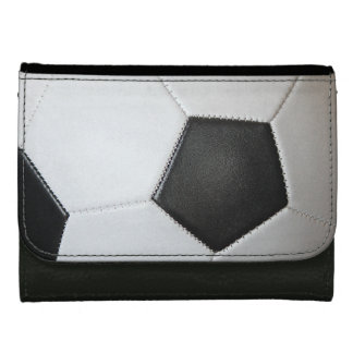 Association Football Soccer Ball Wallet