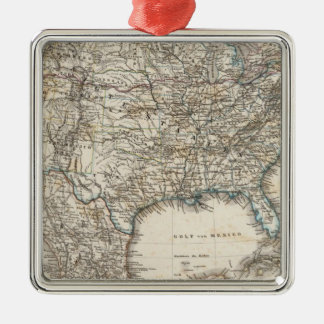 Association states of North America, Mexico Christmas Ornament