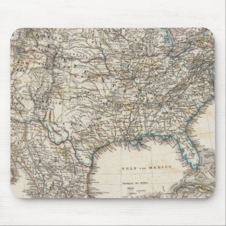 Association states of North America, Mexico Mouse Mat