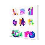 Assorted Abstracts Canvas Prints