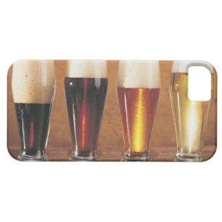 Assorted beers and ales iPhone 5 cover