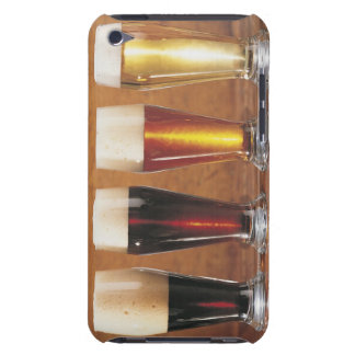 Assorted beers and ales iPod touch cases
