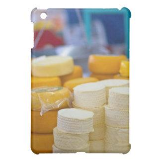 Assorted cheeses iPad mini case