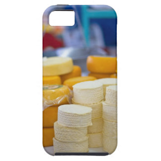 Assorted cheeses iPhone 5 cases