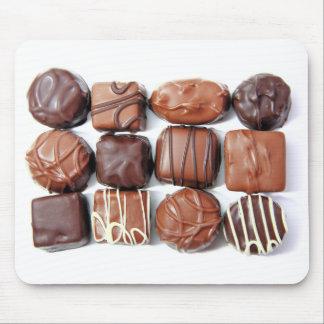Assorted Chocolates Mousepad
