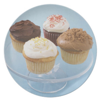 Assorted cupcakes 2 plate