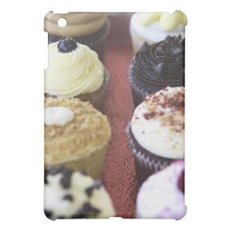 Assorted cupcakes iPad mini covers