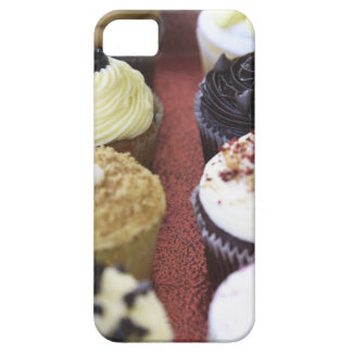 Assorted cupcakes iPhone 5 covers