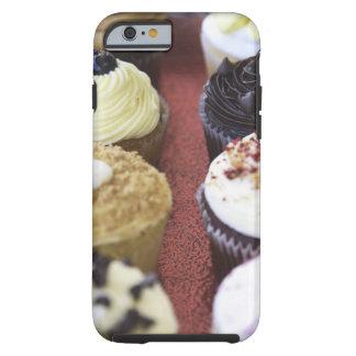 Assorted cupcakes tough iPhone 6 case
