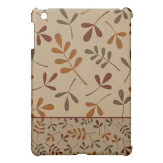 Assorted Fall Leaves Design II Cover For The iPad Mini