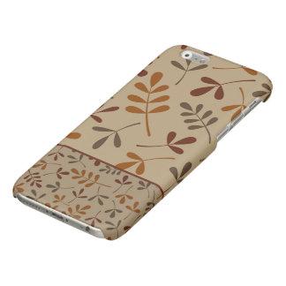 Assorted Fall Leaves Design II iPhone 6 Plus Case