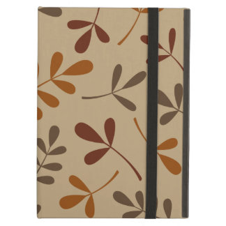 Assorted Fall Leaves Design iPad Air Cover